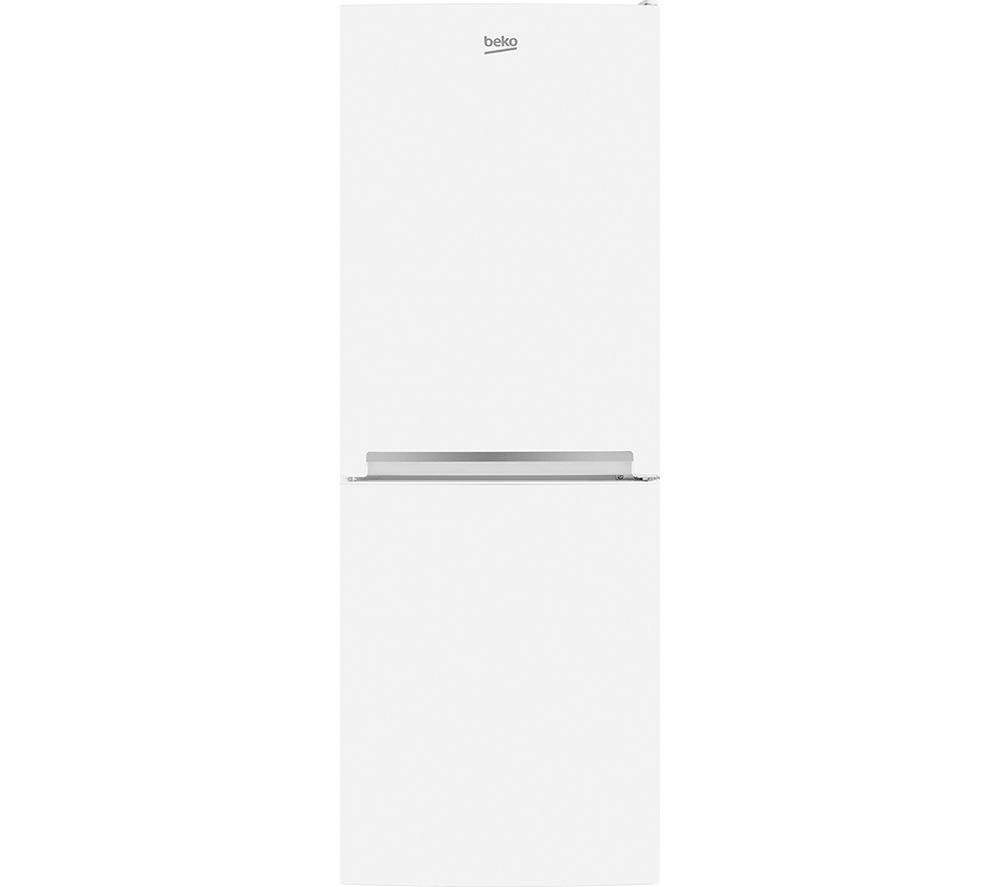 BEKO CXFG1552W 50/50 Fridge Freezer - White, White