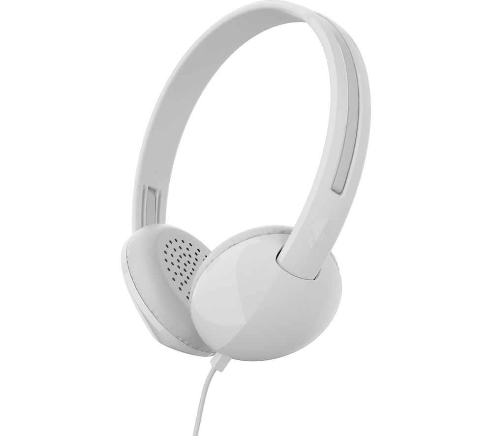 buy skullcandy stim headphones white free delivery