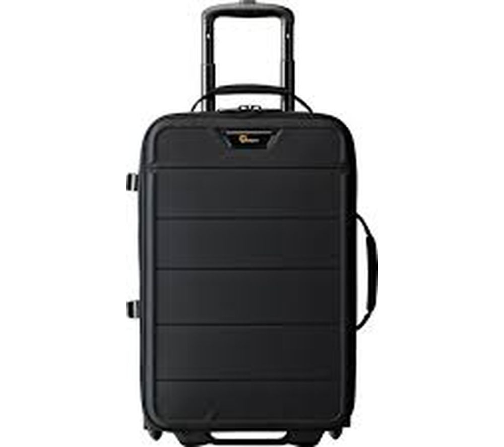 LOWEPRO PhotoStream RL 150 Hard Shell DSLR Camera Rolling Case - Black