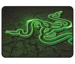 RAZER Goliathus Control Fissure Gaming Surface - Green & Black
