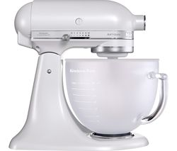 KITCHENAID Artisan 5KSM156BFP Stand Mixer - Frosted Pearl