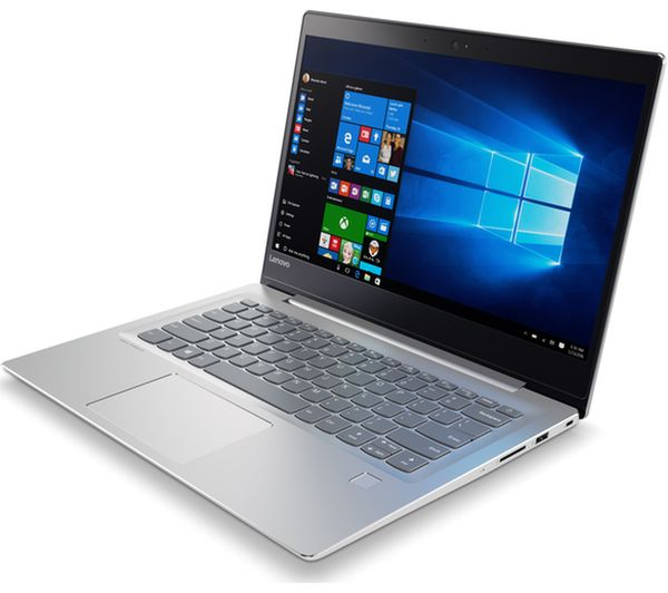 "Image of LENOVO IdeaPad 520s 14"" Laptop - Mineral Grey"