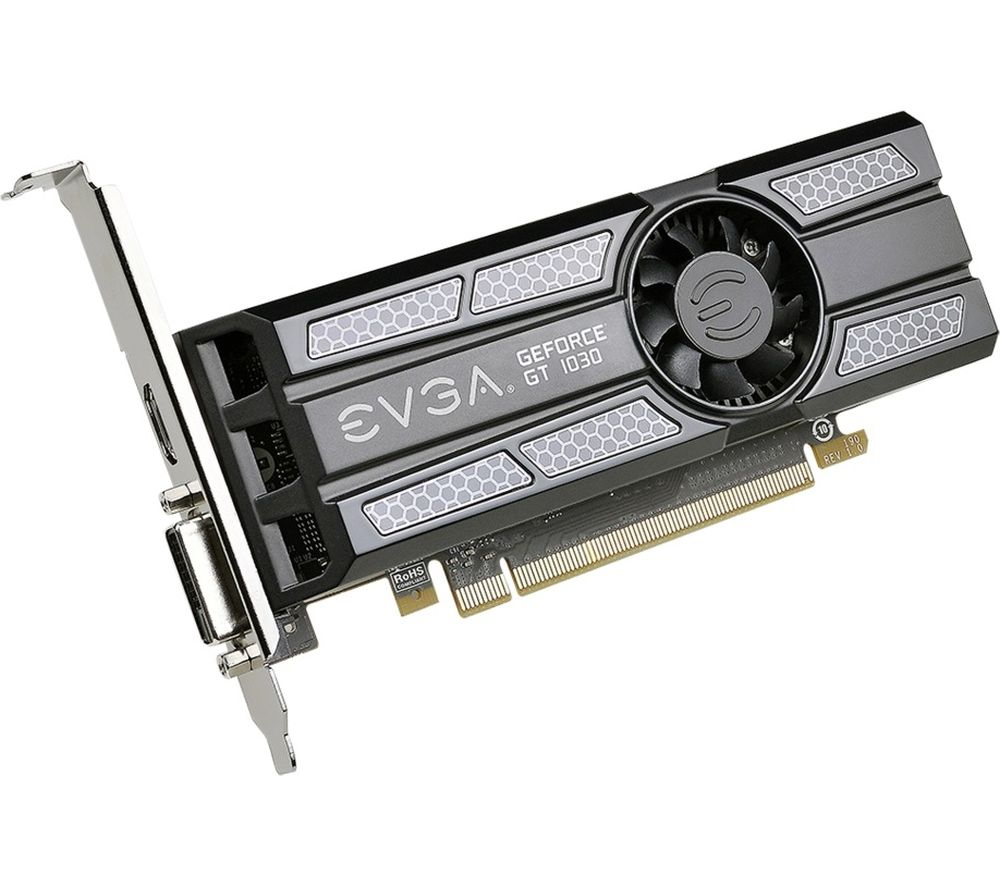 Compare retail prices of Evga GeForce GT 1030 SC Graphics Card to get the best deal online