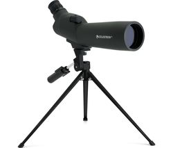 CELESTRON UpClose 52223-CGL 20-60 x 60 mm Spotting Scope - Black