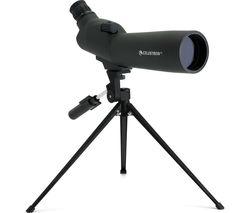 CELESTRON UpClose 52223-CGL 20-60 x 60 mm Spotting Scope - Black