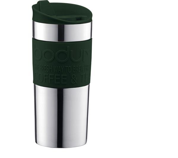 Image of BODUM 11068-946B-Y17 Travel Mug - Dark Green