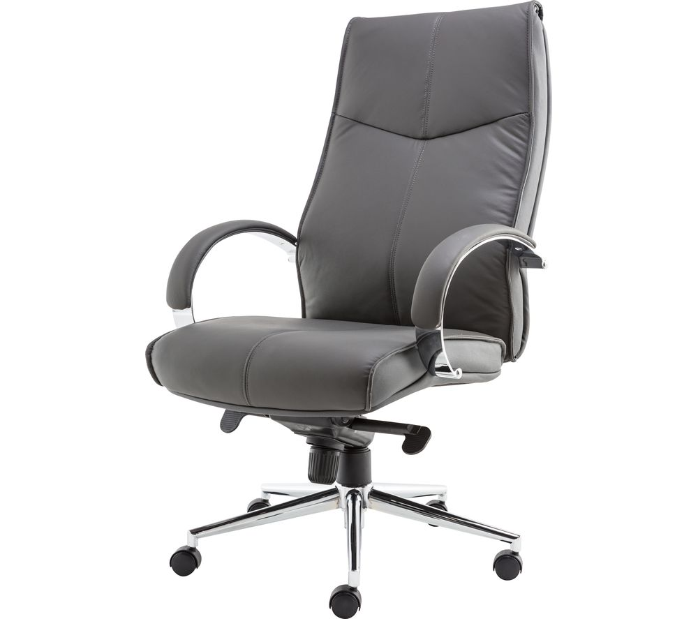 Compare retail prices of Alphason Verona AOC1019GRY Leather Tilting Executive Chair to get the best deal online