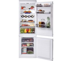 HOOVER H-FRIDGE 300 HBBS 100UK Integrated 70/30 Fridge Freezer Best Price, Cheapest Prices