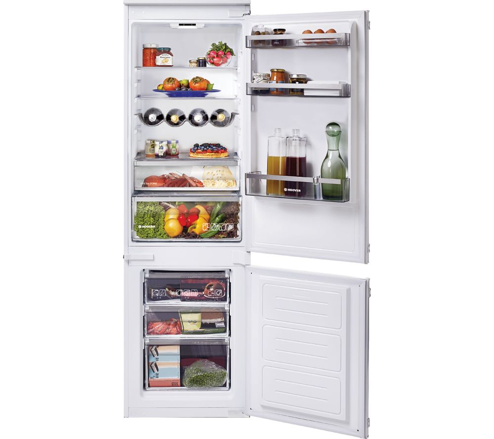 HOOVER HBBS 100UK Integrated 70/30 Fridge Freezer