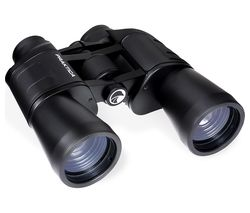 PRAKTICA Falcon 10 x 50 mm Binoculars - Black