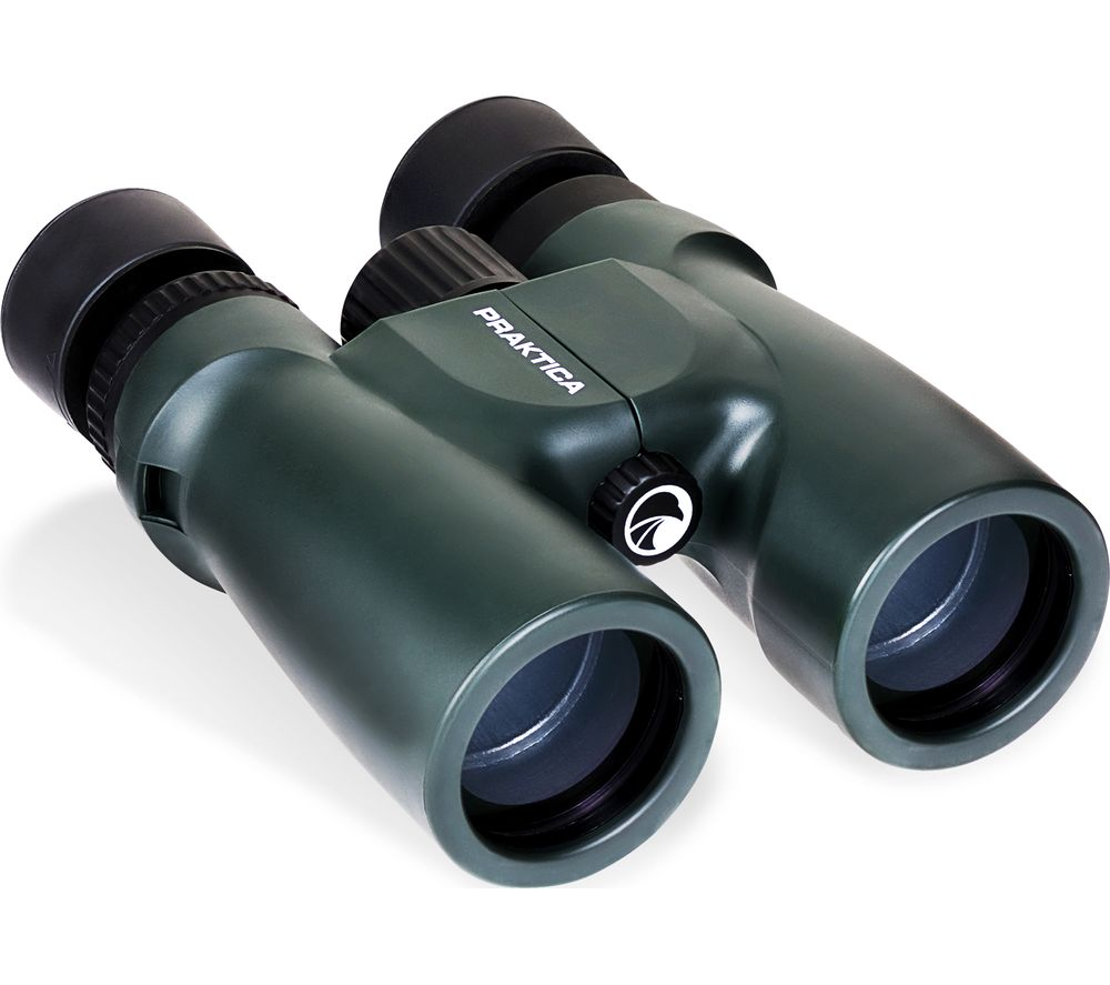 Compare retail prices of Praktica CDER842G 8 x 42 mm Binoculars to get the best deal online