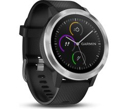 GARMIN vivoactive 3 - Black & Stainless Steel