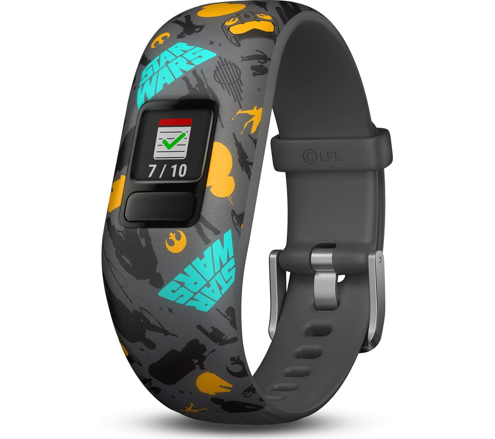 Compare retail prices of Garmin vivofit jr 2 Kid s Activity Tracker The Resistance Adjustable Band to get the best deal online