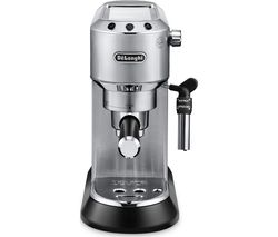 Dedica EC685M Coffee Machine - Silver
