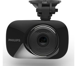 PHILIPS GoSure ADR820 Dash Cam - Black