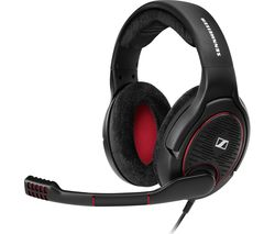 SENNHEISER Game One 2.0 Gaming Headset - Black