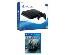 SONY PlayStation 4 1 TB & God Of War Bundle
