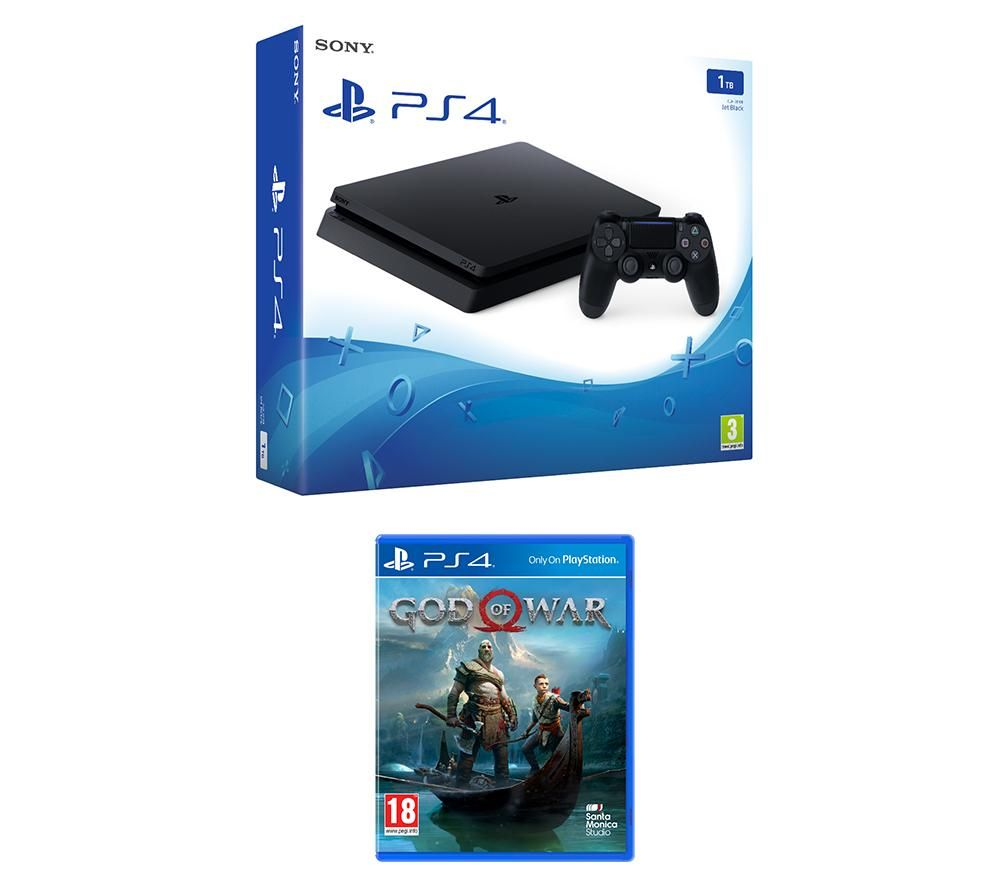 47e259c9842 Buy SONY PlayStation 4 1 TB   God Of War Bundle