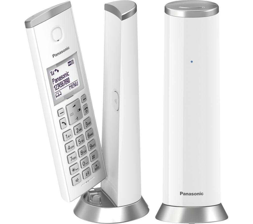 Buy PANASONIC KX-TGK222 Cordless Phone - Twin Handsets