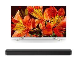 "SONY BRAVIA KD49XF8796BU 49"" Smart 4K Ultra HD HDR LED TV"