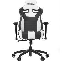 S-line SL4000 Gaming Chair - Black & White