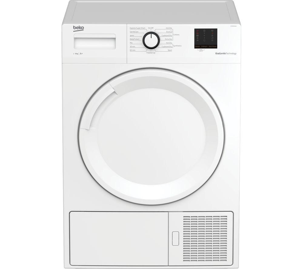BEKO DTBP9001W 9 kg Heat Pump Tumble Dryer - White