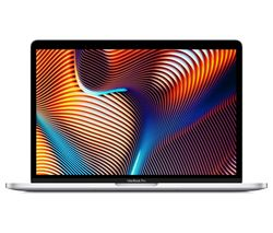 """APPLE 13"""" MacBook Pro with Touch Bar (2019) - 512 GB SSD, Silver"""