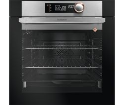 DOP7340X Electric Oven - Black & Stainless Steel