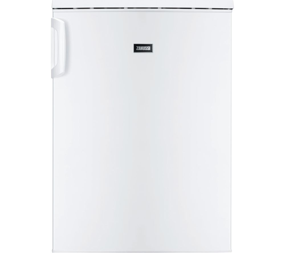 ZANUSSI ZRG14800WV Undercounter Fridge - White
