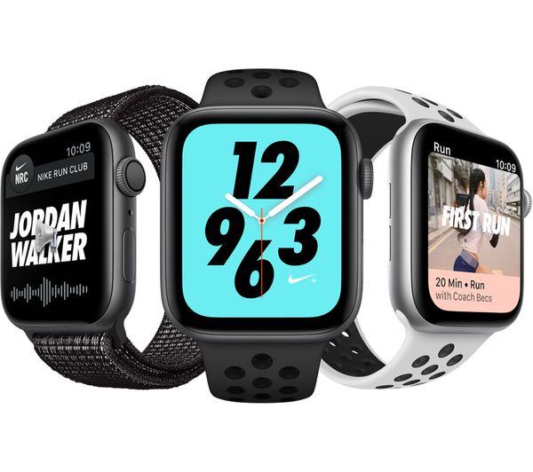 dolor Montaña muerte  MU7J2BA APPLE Watch Series 4 Nike+