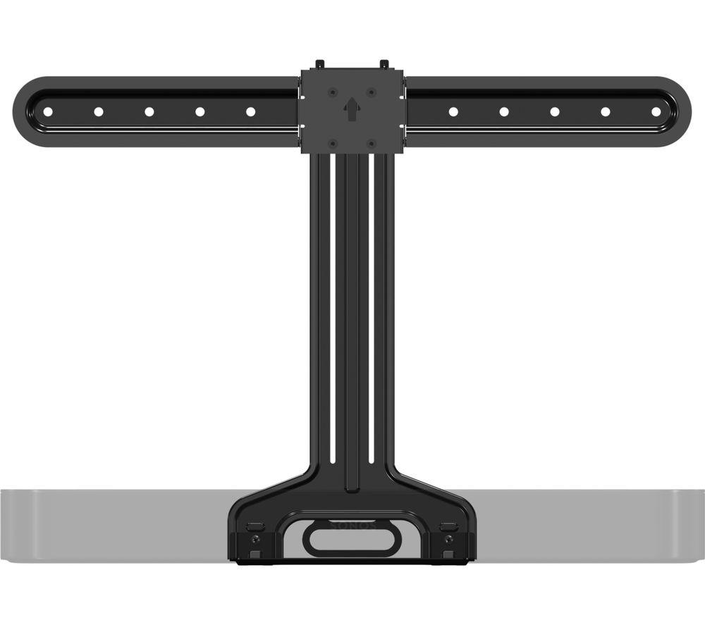 SANUS WSSBM1-B2 SONOS Beam Fixed Sound Bar Bracket