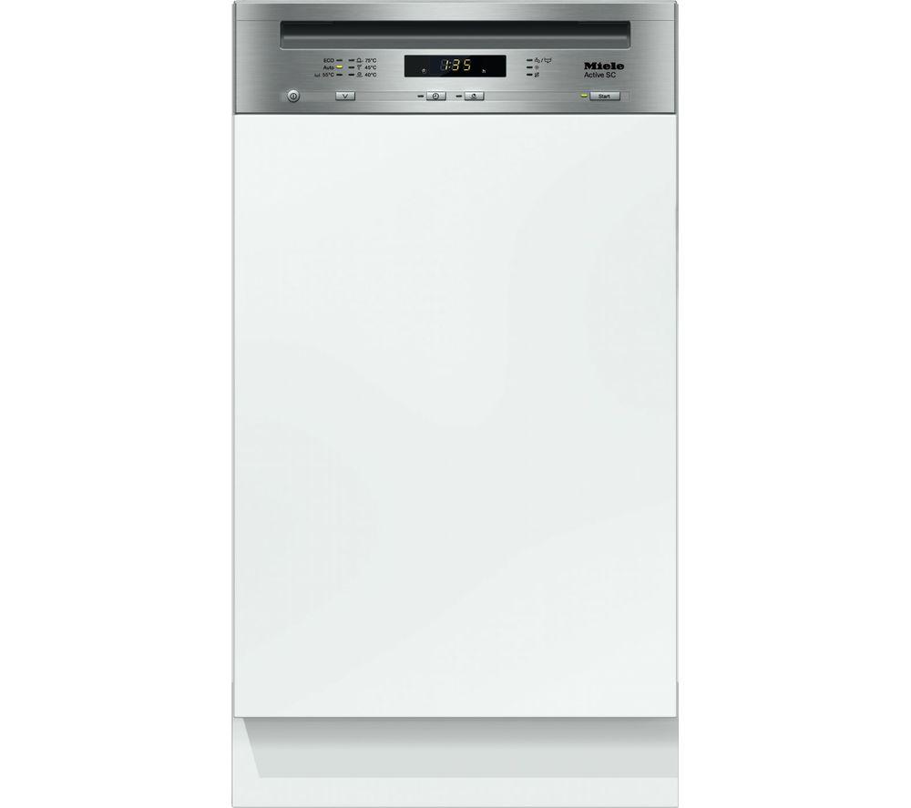 MIELE G4620SCi Slimline Semi-Integrated Dishwasher