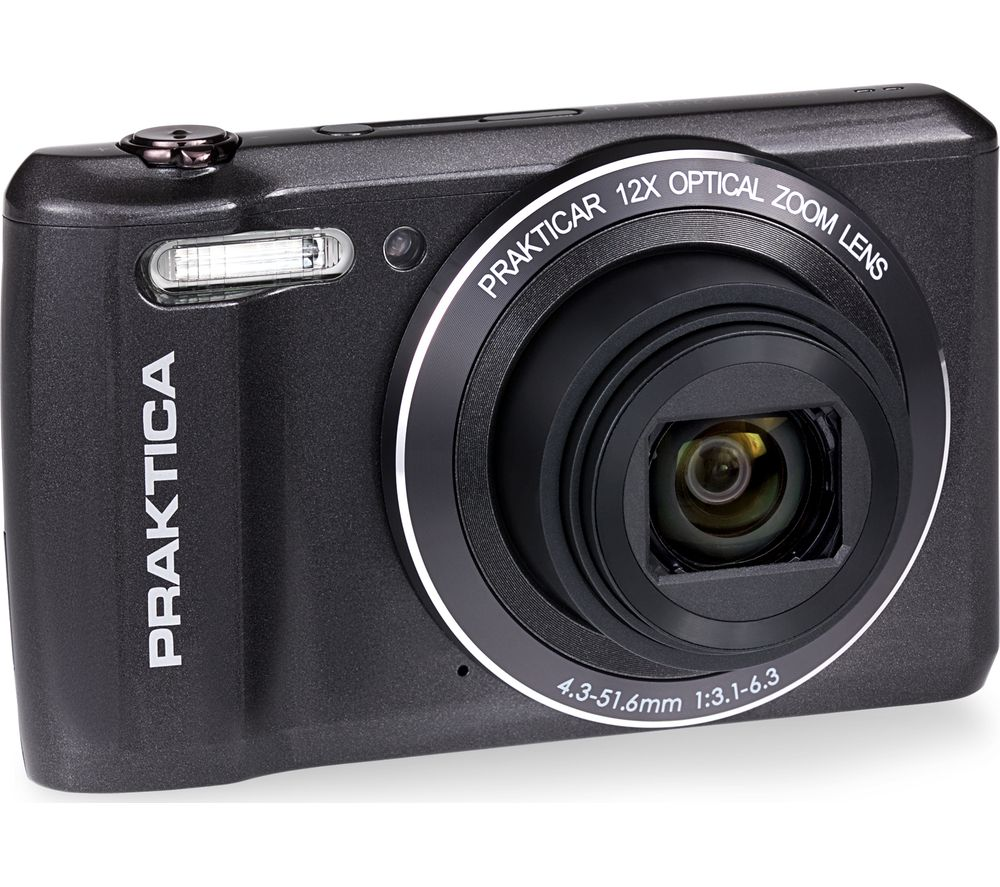 Click to view product details and reviews for Praktica Luxmedia Z212 Le Compact Camera Graphite Graphite.