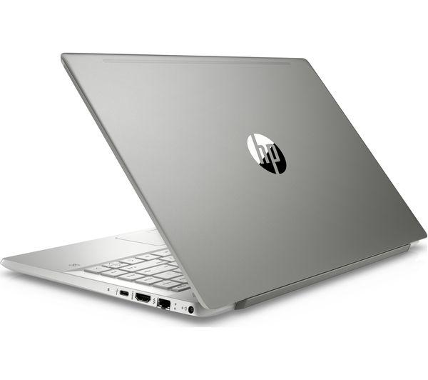 "Image of HP Pavilion 14-ce0594sa 14"" Intel® Pentium® Gold Laptop - 128 GB SSD, Silver"