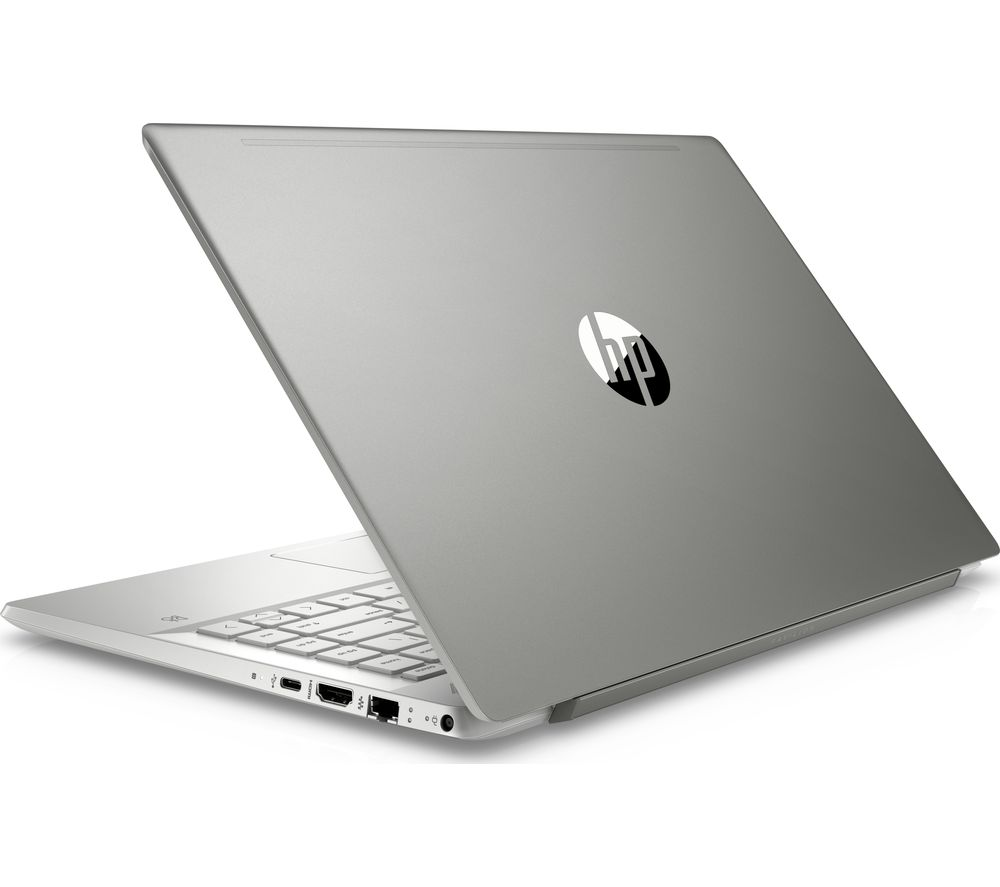 "HP Pavilion 14-ce0594sa 14"" Intel® Pentium® Gold Laptop - 128 GB SSD, Silver"