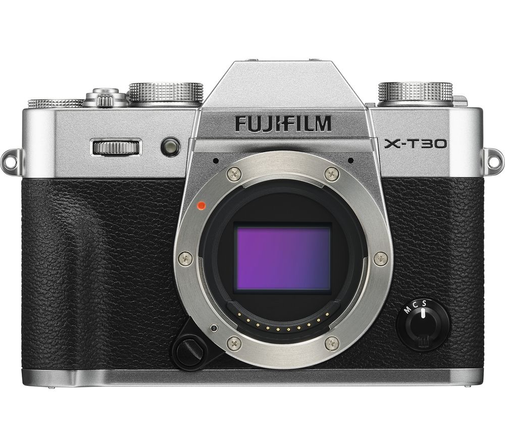 Click to view product details and reviews for Fujifilm X T30 Mirrorless Camera Body Only Silver Silver.
