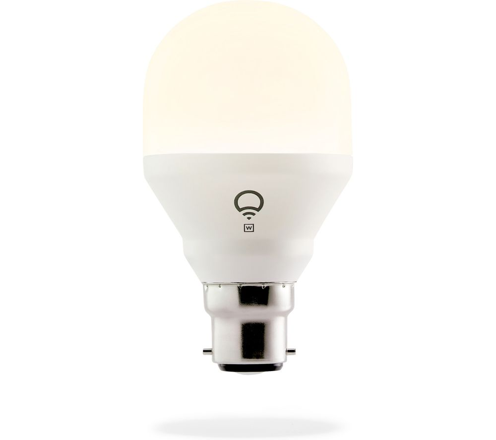 Image of LIFX A19 Mini White Smart Bulb - B22, White