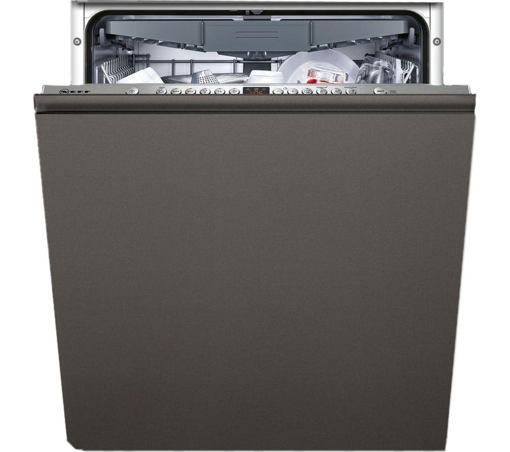 NEFF N50 S723M60X1G Full-size Fully Integrated Dishwasher