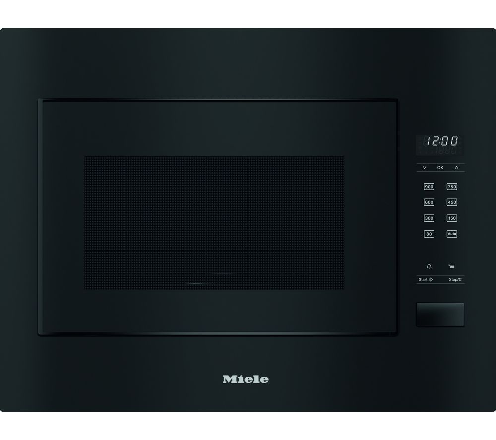 Image of M2240SC Compact Microwave with Grill - Black, Black