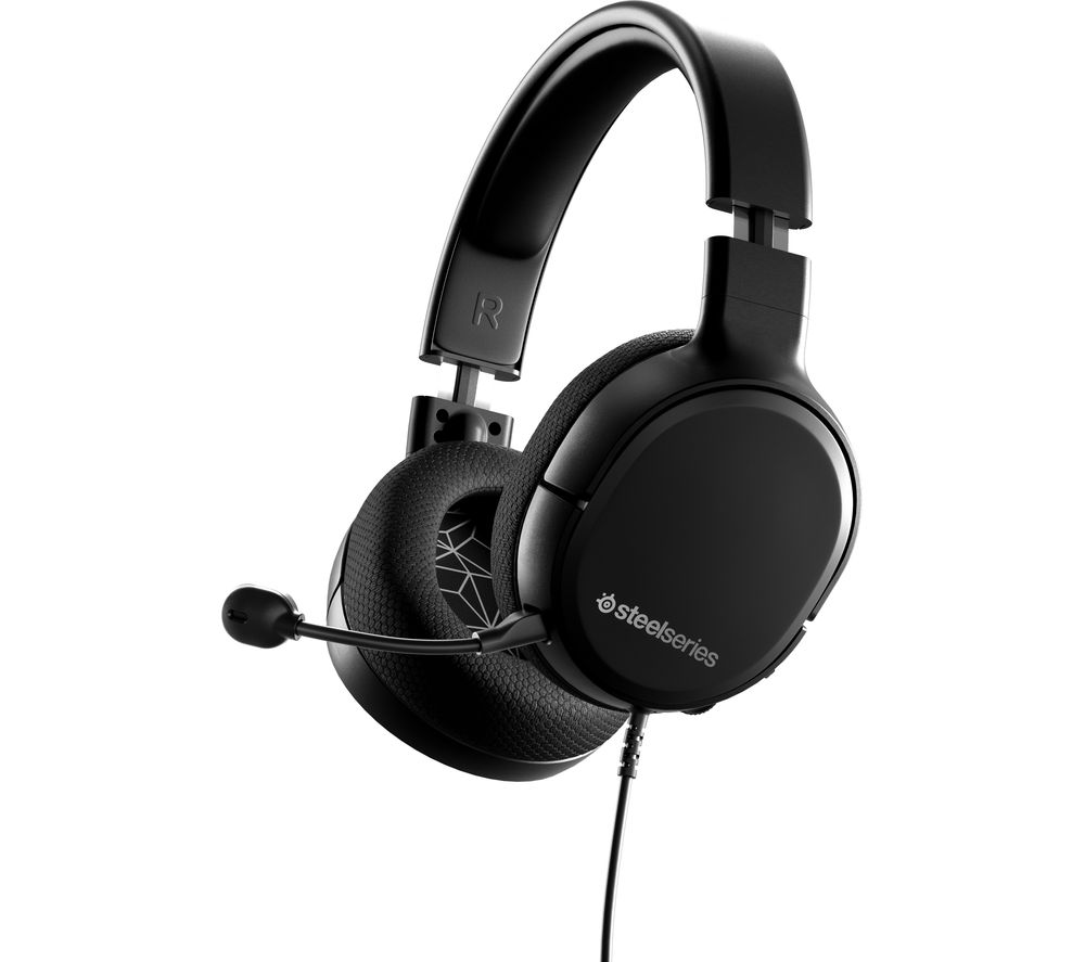 SteelserieS Arctis 1 7.1 Gaming Headset - Black