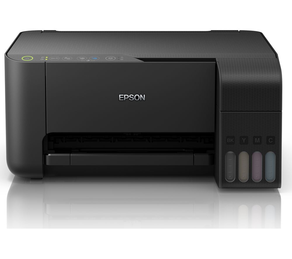 Image of EcoTank ET-2710 All-in-One Wireless Inkjet Printer