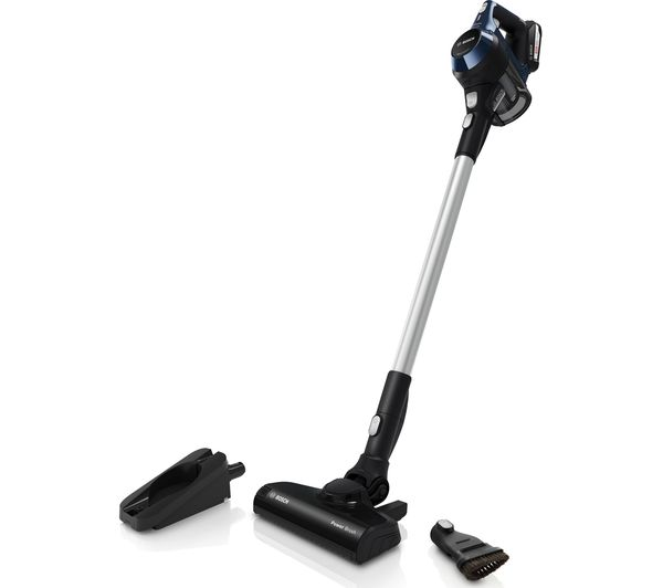 Image of BOSCH BBS611GB Cordless Vacuum Cleaner - Blue