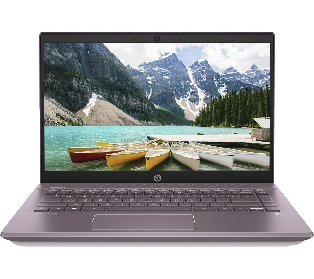 "HP Pavilion 14-ce3509sa 14"" Laptop - Intel® Core™ i3, 128 GB SSD, Mauve"