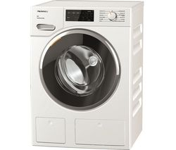 W1 TwinDos WWG 660 WCS WiFi-enabled 9 kg 1400 Spin Washing Machine - White