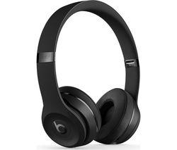 Solo 3 Wireless Bluetooth Headphones - Black