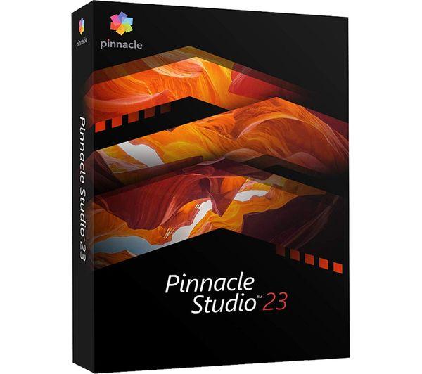 Image of COREL Pinnacle Studio 23 Standard