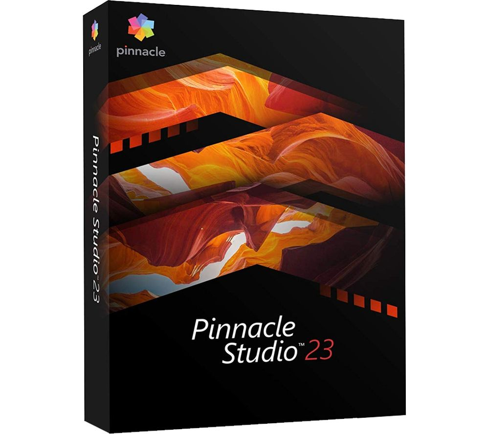 Image of COREL Pinnacle Studio 23 Standard