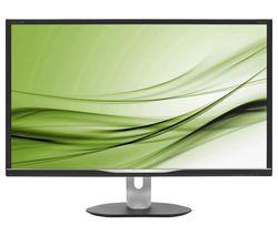"""Brilliance P-line 328P6VJEB 4K Ultra HD 32"""" LCD Monitor - Black"""
