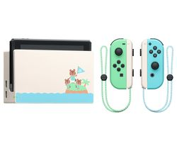 Switch - Animal Crossing: New Horizons Edition