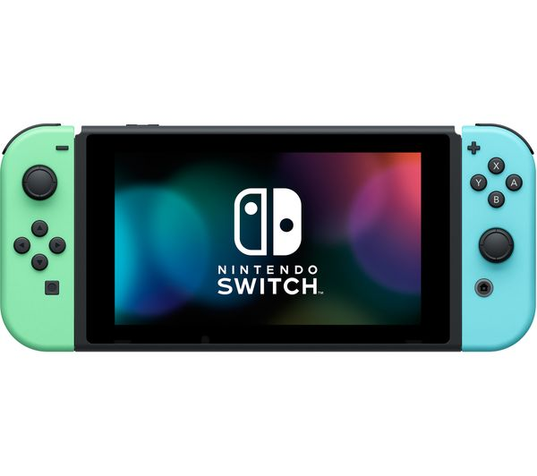 10003989 Nintendo Switch Animal Crossing New Horizons Edition